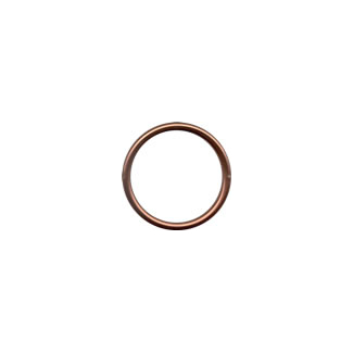 Sling Rings Bronze Size M (1 pair)