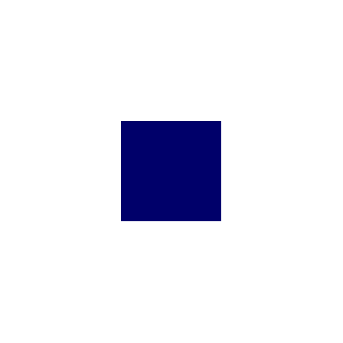 PUL USA Navy blue (per 10cm)