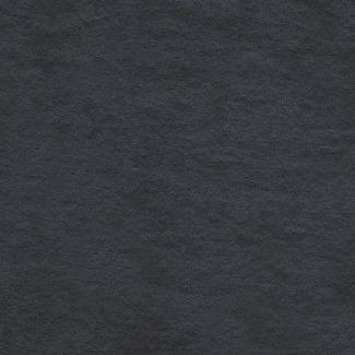 Micro éponge coton bio GOTS gris foncé