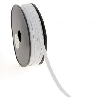 Elastique Bracelet 7mm Blanc (au mètre)