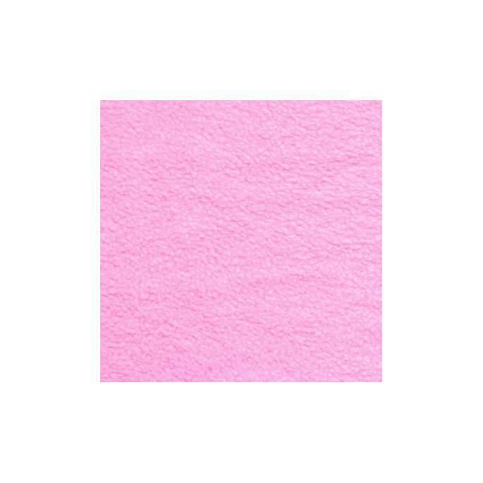 Single side Microfleece Oekotex Pink