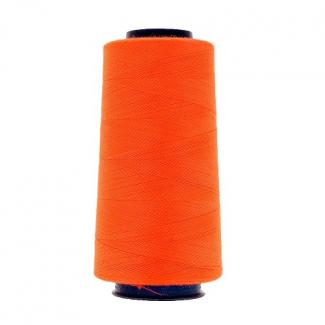 Cône fil polyester Orange Fluo (2743m)