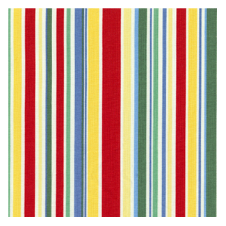 Cotton woven Beach stripes Michael Miller (per 10cm)