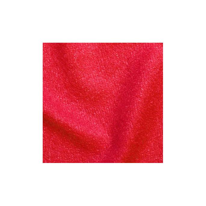 Eponge de bambou rouge