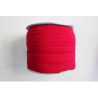 Fold Over Elastic 1 inch Red (1m)