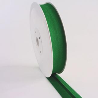 Biais 30mm Vert Foret (bobine 25m)