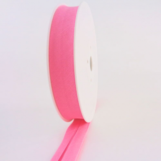 Single Fold Bias Binding 30mm Light Pink (25m roll)