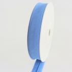 Single Fold Bias Binding 30mm Sky Blue (25m roll)