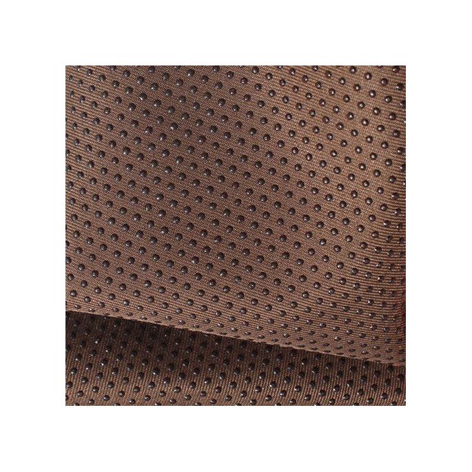 Tissu à picots antidérapants Grip Marron (par 10cm)