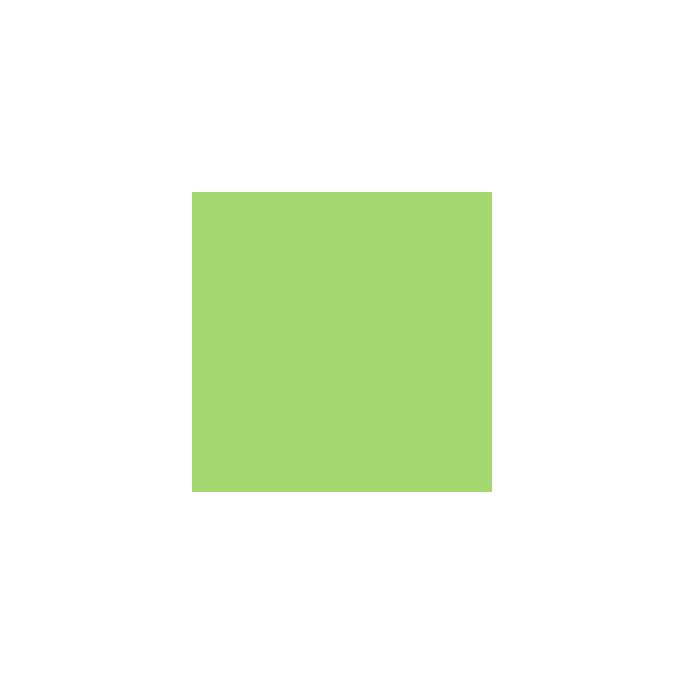 Jersey de coton BIO avec lycra - Vert printemps (au mètre)