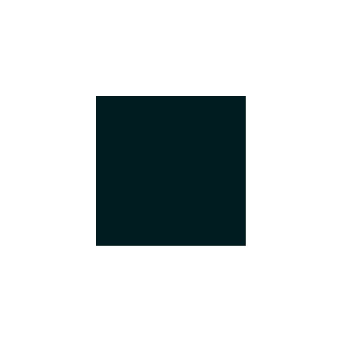Jersey de coton BIO avec lycra - Noir (au mètre)