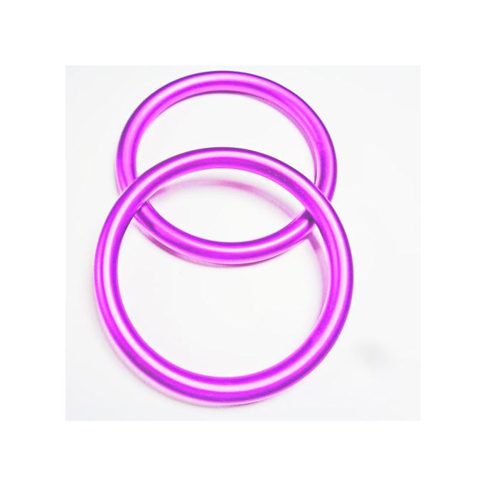 Anneaux de portage Violet Taille S (1 paire)
