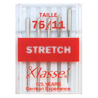Machine needles Stretch 75/11 (x5)