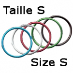 Size S sling rings