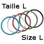 Size L slings rings