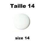 Size T1/ 14 (diameter 9.7mm)