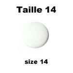 Taille T1 / 14 (diamètre 9.7mm)