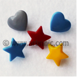 Heart and Star snaps T5