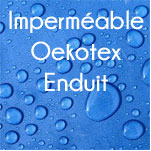 PUL enduit Oekotex