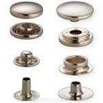 Press Fasteners for thick fabric