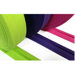 Organic cotton Bias binding Solids