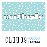 Northerly (organic flannel)