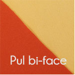 PUL Oekotex bi-face